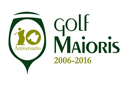 Logo Golf Maioris