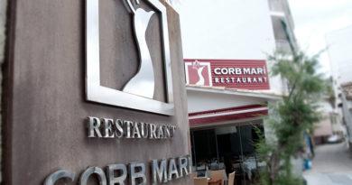 Restaurante Corb Mari in Pollensa